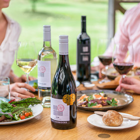 Currant Shed Lunch & Shottesbrooke Wine