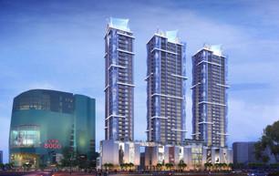 Diamond Towers
