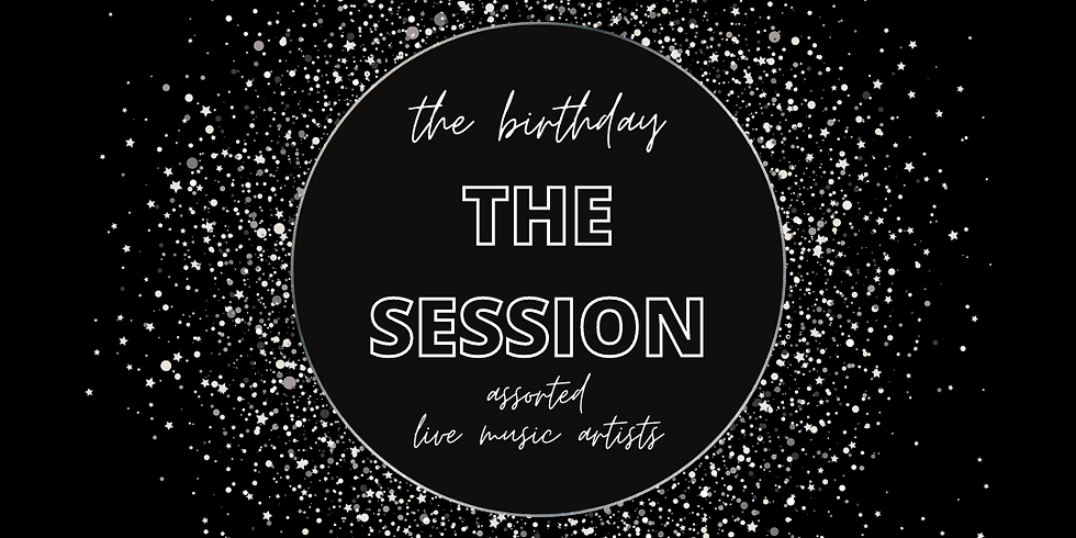 The Session w/ assorted special guest music artists