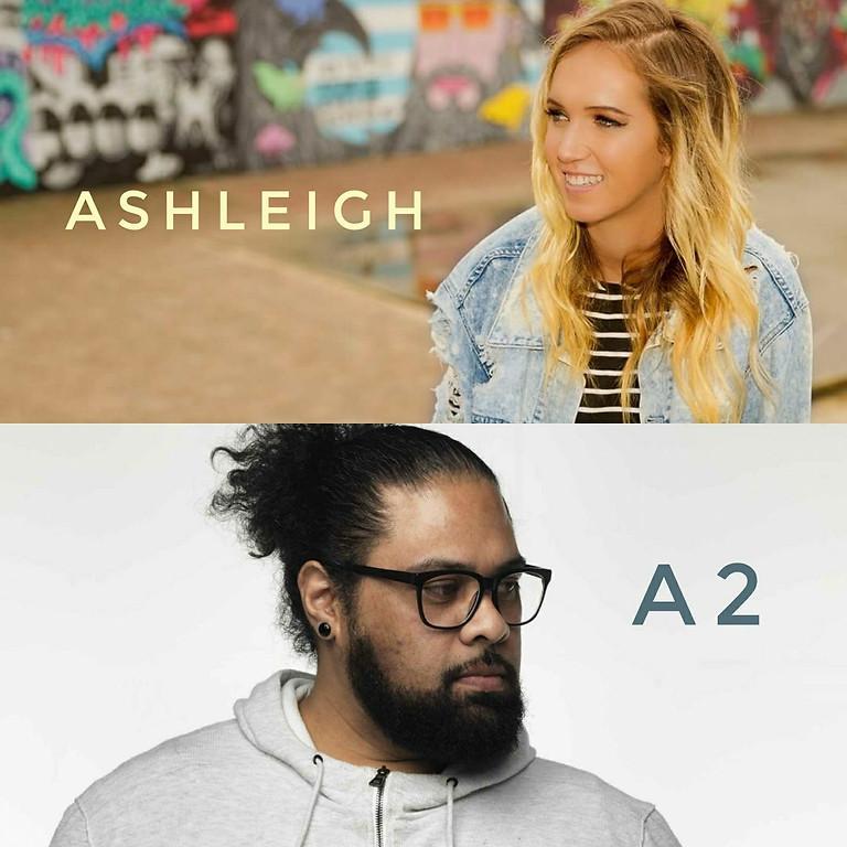 A2 & Ashleigh Leef