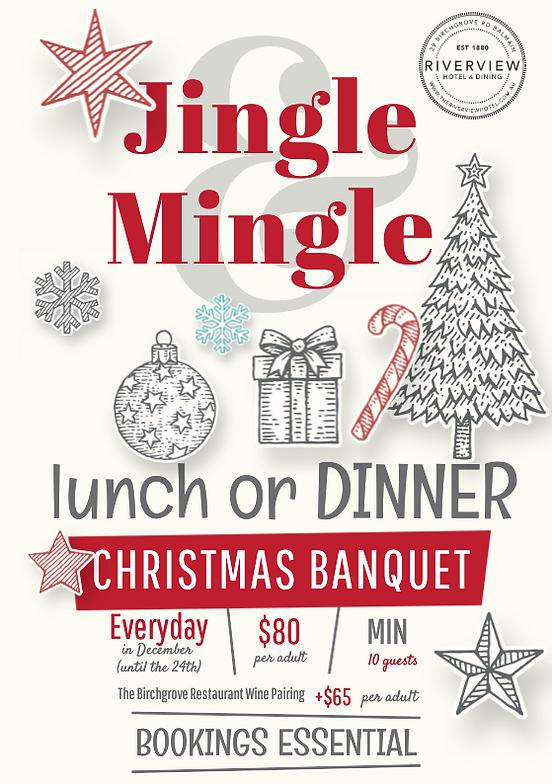 The Riverview Hotel - Jingle & Mingle 20