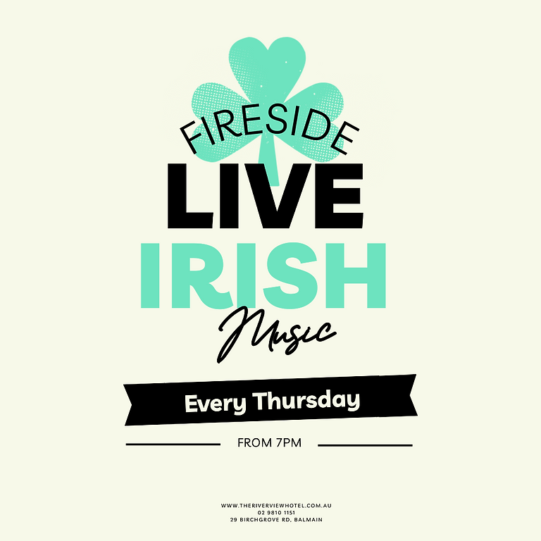 Fireside - Irish Music