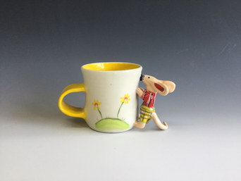 Mouse on Mug