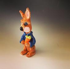 Peter Rabbit miniture