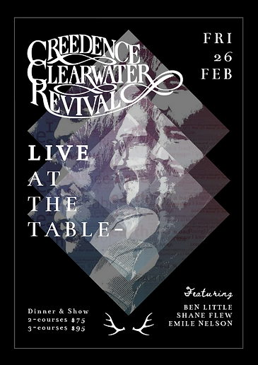 Creedence-Clearwater-Revival-The Riverview Hotel