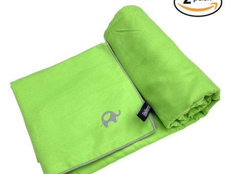 Let Us Hit the Beach with the Microfiber Towels