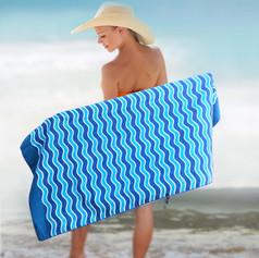 BLUE SEA 63x31