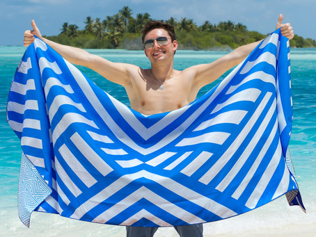 Comfortable Sand Free Beach Towel – Think before Buy