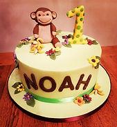 Cheeky Monkey Cake!