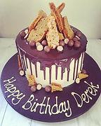 Chocolate Malteaser Cake