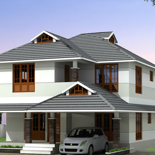 Kerala Style Home