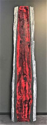 "Fine Art Gallery Saint Tropez Gianni Fasciani - ""Energie"" 47 x 200 cm"