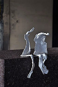 "Fine Art Gallery Saint Tropez Gianni Fasciani - ""Conversation 49"""