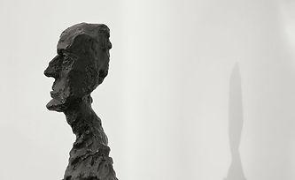 Giacometti sculpture