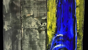 Modern painting gallery Saint Tropez
