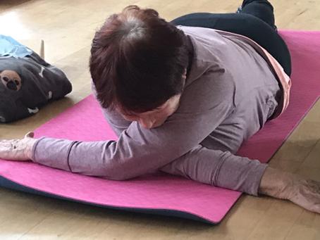 Une class de yin yoga ce mercredi 😋
