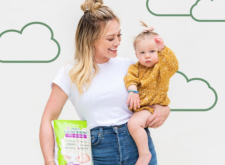 Non-Wovens Industry Trends Report Covers Hilary Duff Partnership
