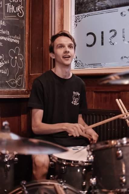 Luke Holmes - Drummer