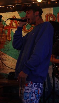 Daniel Reid - Frontman & Lead Vocals