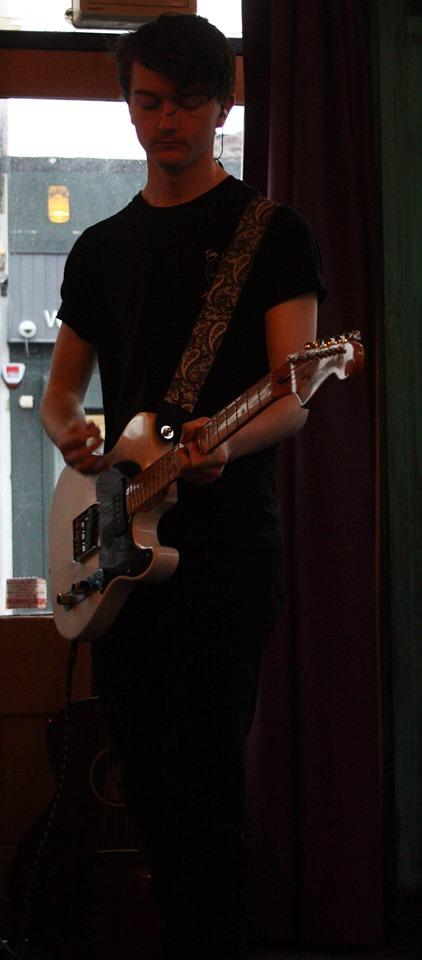 Ben Upton - Lead Guitar