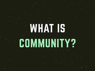 What is classroom community anyway?