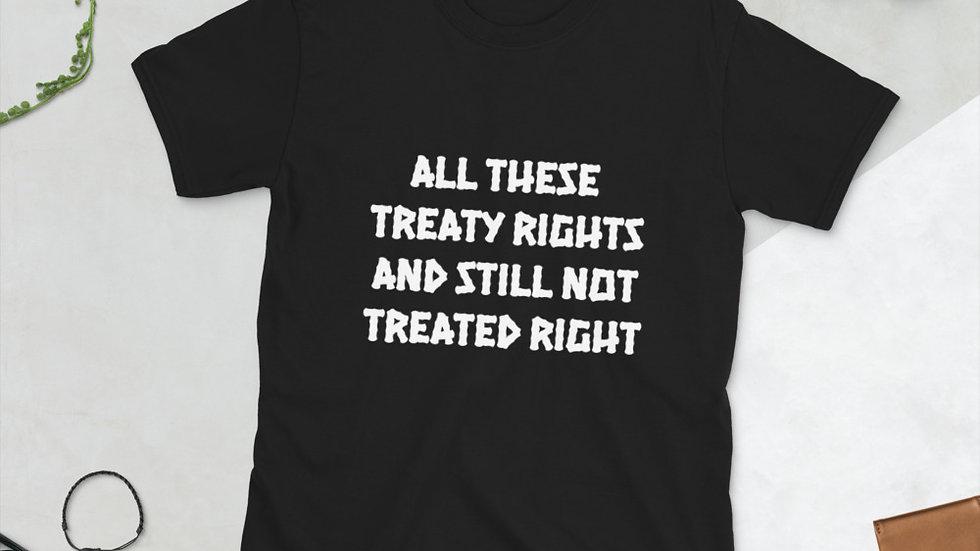Treaty Rights Unisex T-Shirt