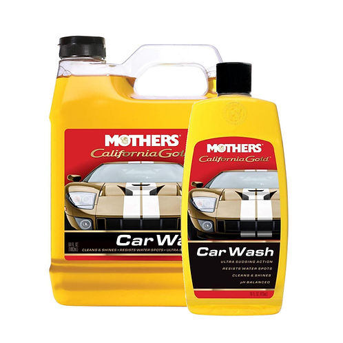 Mother's California Gold® Car Wash