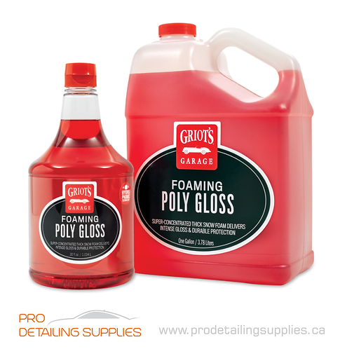 Griot's Garage (B3303) Foaming Poly Gloss - 35 oz