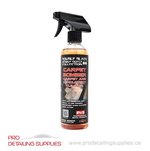 P&S Double Black Carpet Bomber Carept & Upholstery Cleaner - 16 oz