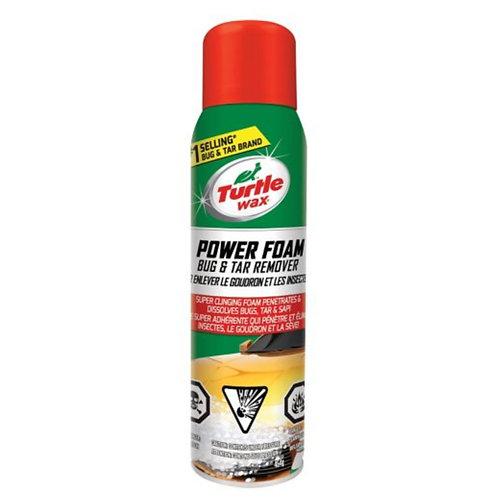 Turtle Wax Power Foam Bug & Tar Remover