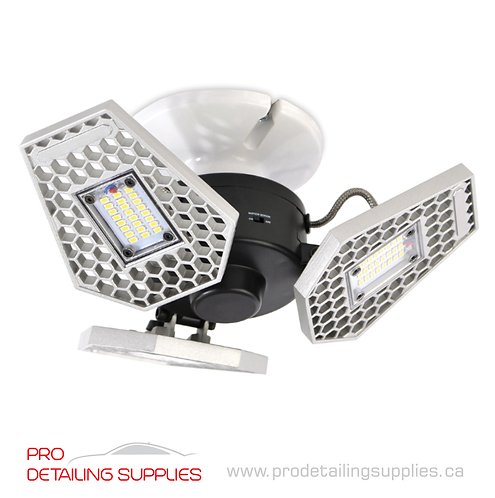 Griot's Garage (13725) Motion Activated LED Ceiling Light
