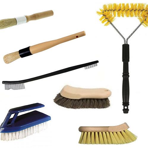 Sm Arnold Interior Detailing Brush Kit