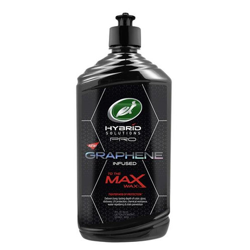 Turtle Wax Hybrid Solutions Graphene Infused Pro to the Max Wax