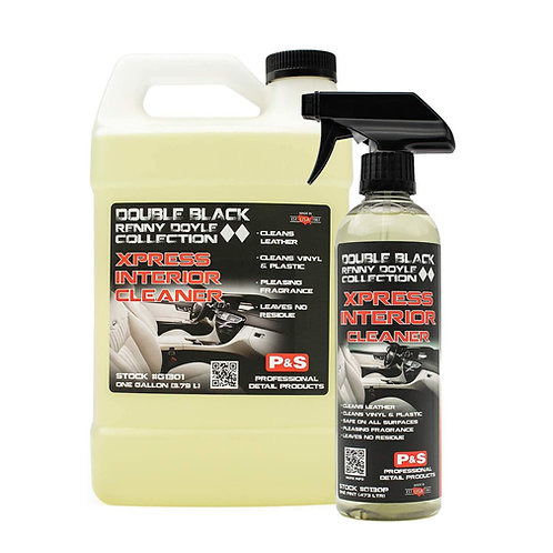 P&S Double Black Xpress Interior Cleaner