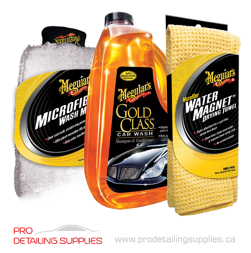 Meguiar's Car Wash Kit