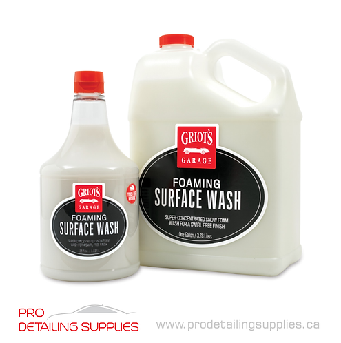 Griot's Garage (B3203) Foaming Surface Wash