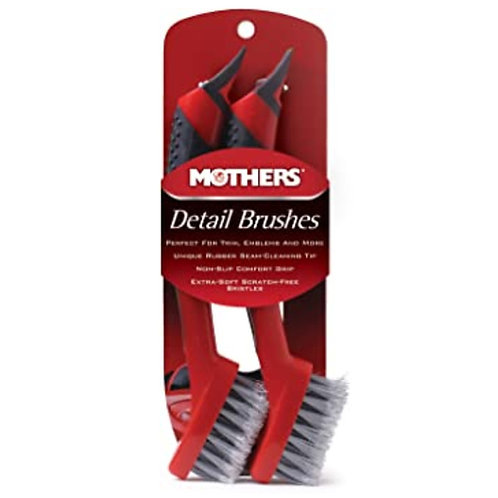 Mothers Detailing Brushes