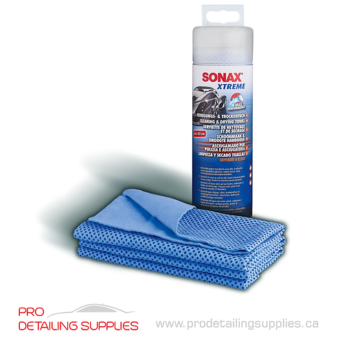 Sonax (417741) Xtreme Cleaning & Drying Cloth