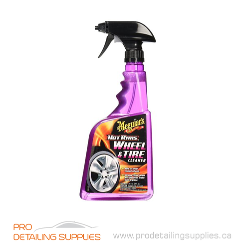 Meguiar's (G9524C) Hot Rims Wheel & Tire Cleaner