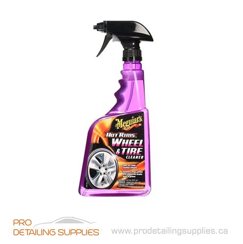 Meguiar's (G9524C) Hot Rims Wheel & Tire Cleaner