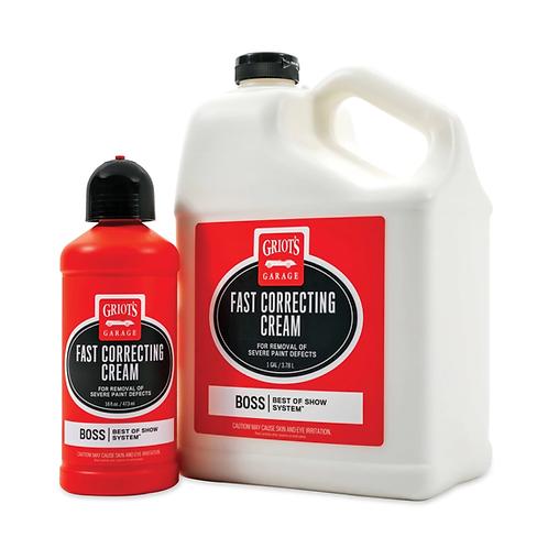Griot's Garage BOSS Fast Correcting Cream