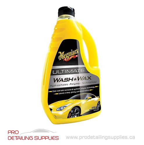 Meguiar's (G17748C) Ultimate Wash & Wax - 48 oz