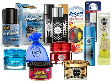 Automotive Air Fresheners