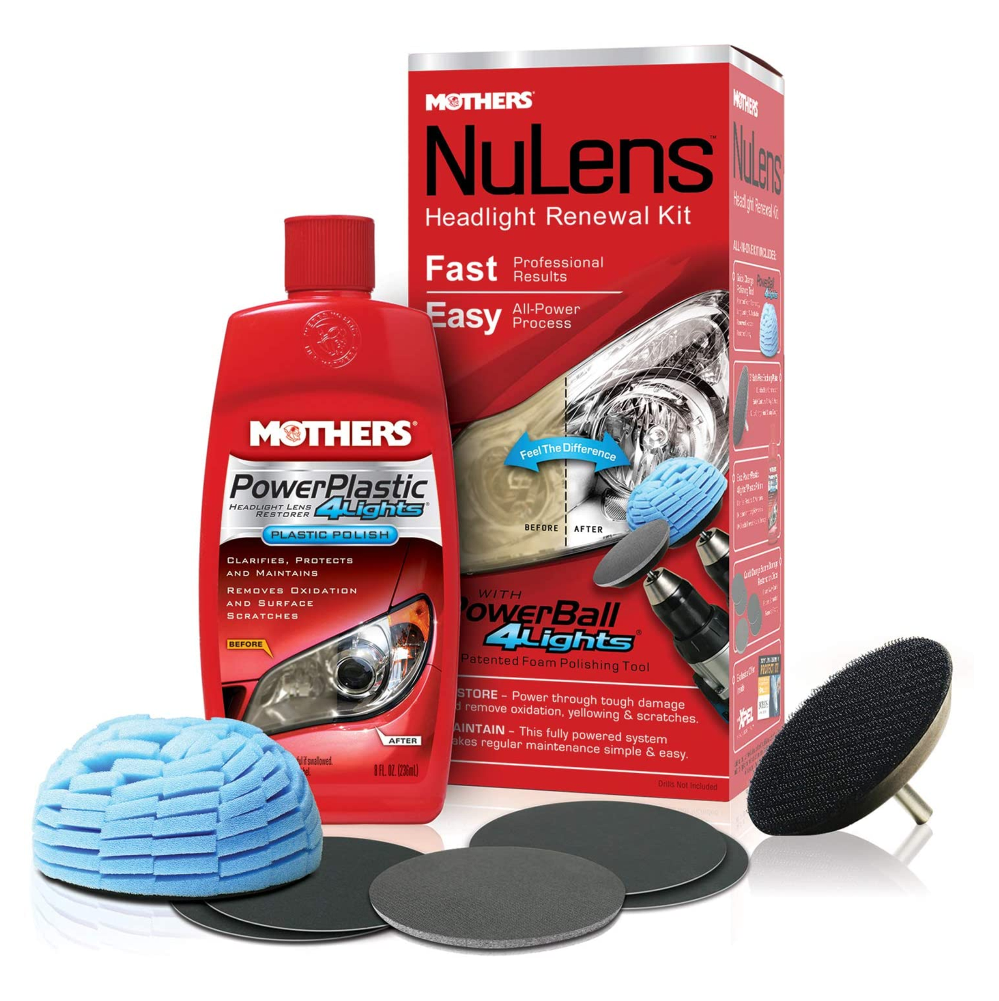 Mothers NuLens Kit