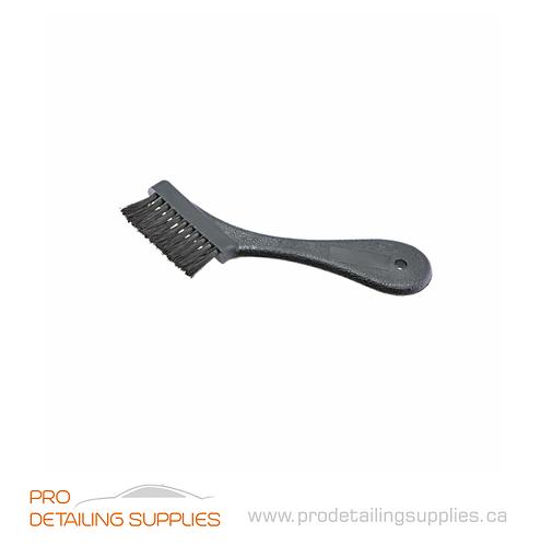 Wheel Woolies (AC5HHBK) Horse Hair Upholstery Piping Brush