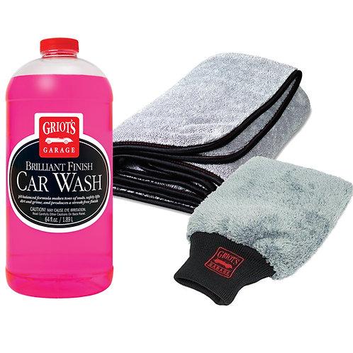 Griot's Garage Car Wash Kit