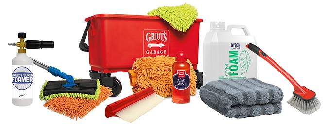 Car Wash Products