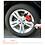 """Thumbnail: Wheel Woolies (9875RBK-BK) 16"""" Wheel Brush"""