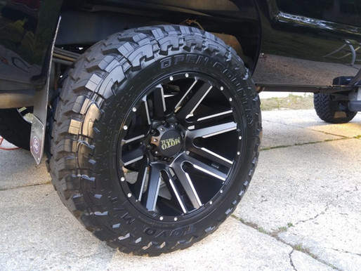 Types of Tire Dressings