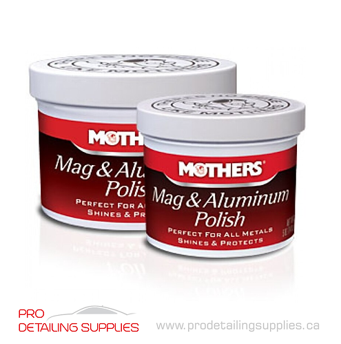 Mother's Mag & Aluminum Polish